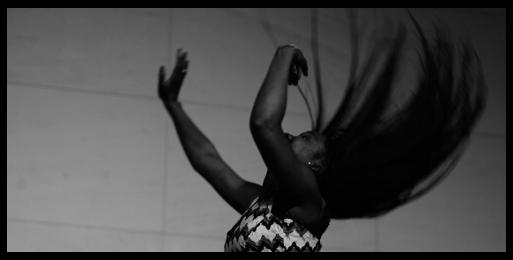 ANNA M'BENGUE · danza y voz