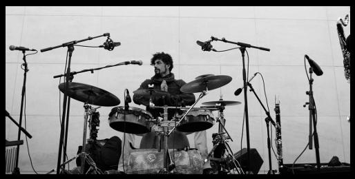 CAMILO ZORRILLA / A. ENKAMINANKO  · batería