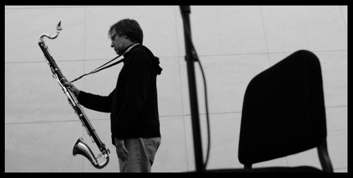 LUIZ ROCHA · clarinete bajo y clarinete